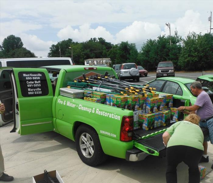 SERVPRO Donations
