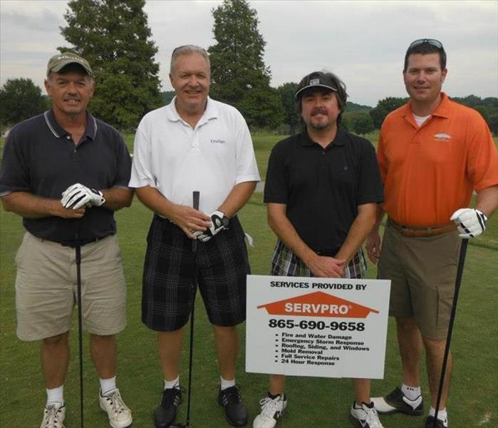 SERVPRO Annual Golf Tournament