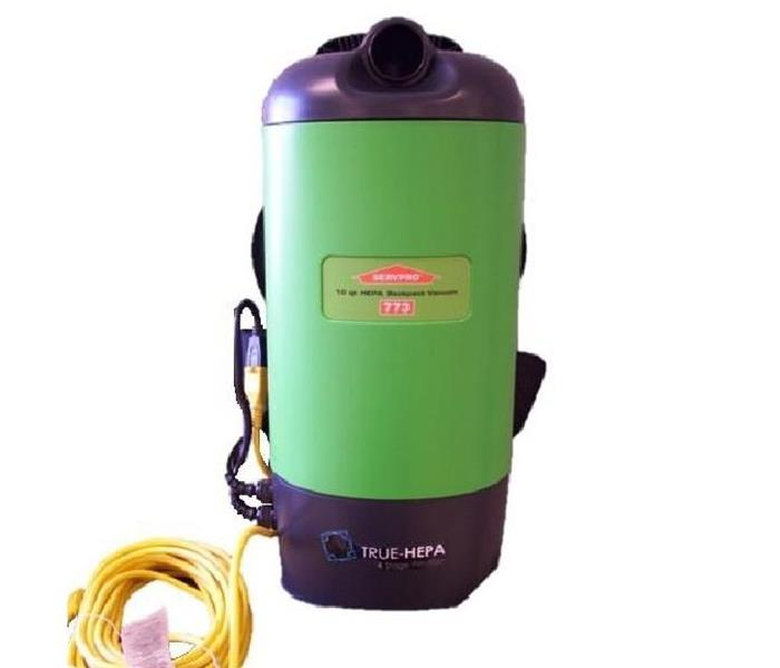 Backpack HEPA Vacuum