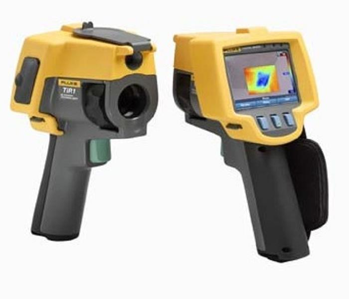Thermal Imaging Cameras Used for Dectection