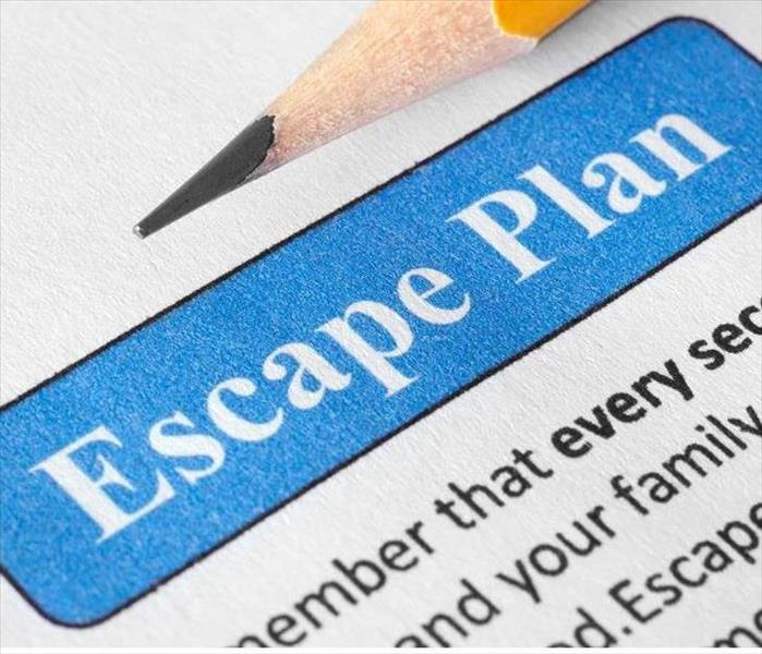 "Paper with the title ""Escape Plan."""